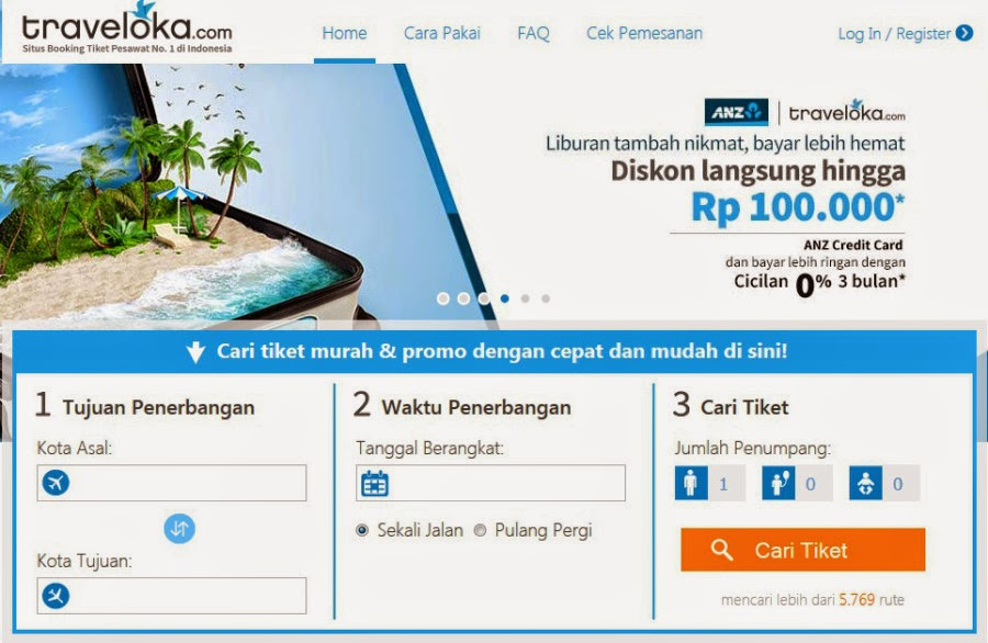 Www Traveloka Com Kumpulan Artikel E Business